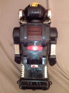 Vintage magic mike toy. robot