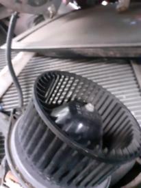 Chevrolet aveo heater blower 3