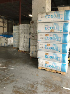Eco Batt  Glass Wool Insulation Sound/Thermal  Non Combustible!