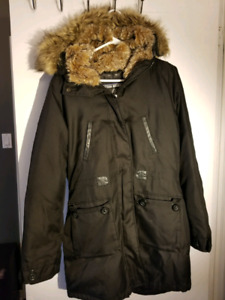 Storm mountain winter jacket for woman