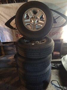 Jeep tire/rims 225/75R16 *new Regina Regina Area image 1