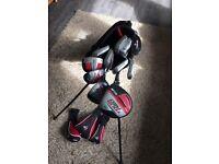 Junior complete golf set 12 yrs +