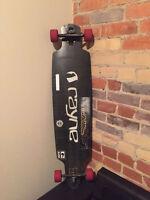 Rare Longboard - Carbon Fiber