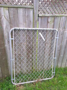 New 3x4 foot fence gate.