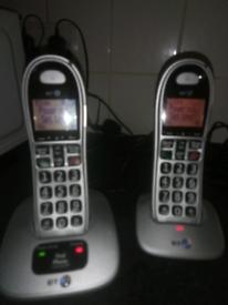 BT 4000 telephone system.