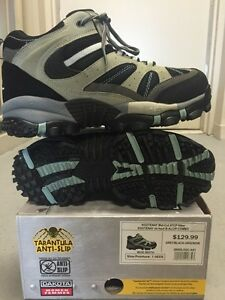Sz 7 women's safety shoes. Asking $100 OBO. Retail 146 incl tax.