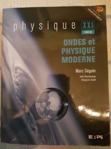 Livre Physique XXI Tome C - Ondes et Physique moderne