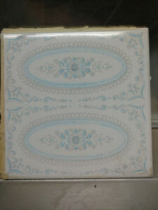 6x6 antique (vintage) tiles