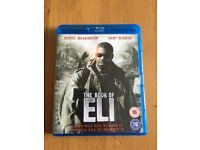 Book of ELI blu-ray