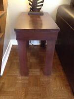 Tables de salon 2 pour 100$