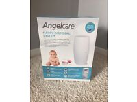 Nappy bin angelcare nappy disposal system brand new
