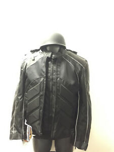 MOTORCYCLE JACKET AKOURY AND HELMET