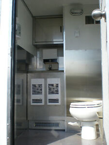 Portable Washrooms Showers Heated Air Conditioned Yukon image 6