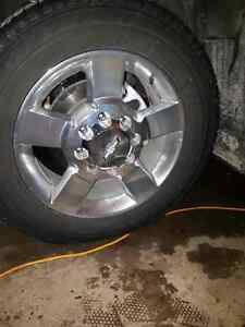 2016 chevy 8 bolt tires and rims