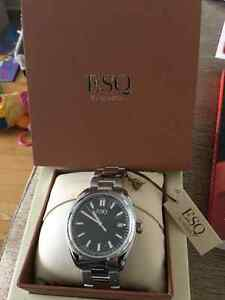 New ESQ watch by Movado - Never worn