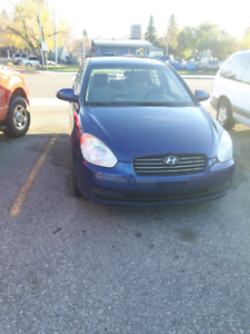 Mechanic special Hyundai Accent for sale