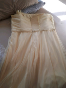 Yellow dress for sale