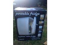 Portable fridge for beer/drinks/uni!