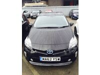 PCO car to rent or hire Toyota Prius £140 week