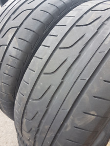 205/50R17 BRIDGESTONE , 4 SUMMER TIRE FOR SELL