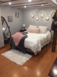 Large Room for Sublet Close to SMU and Downtown Halifax
