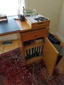 Designer Desk Kitchener / Waterloo Kitchener Area image 3