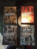 Coffret dvd james bond 007
