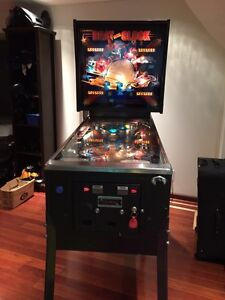 Pinball machine/ Foosball table for sale!