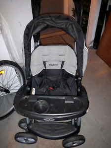 Babytrend sit and stand