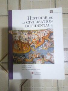 Histoire de la civilisation occidentale, 5e éd+ code / Neuf