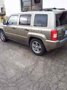 2007 Jeep Patriot Sport  4x4   CERTIFIED  E TESTED