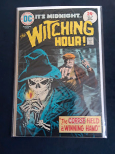 DC comics 70's The Witching Hour
