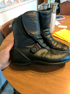 Alpinestars Mens Riding Boots Size 14