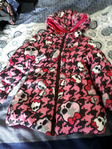 5t girl kids  snow suit  2 peices