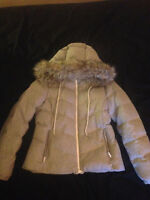 Small GAP Wool and Down Bomber Jacket