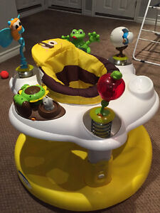 Bounce & Learn ExerSaucer