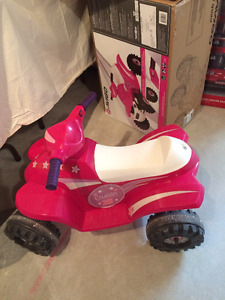 Power Wheels like new condition
