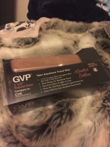 GVP TRAVEL FLAT IRON