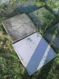 Wanted 2'x 2' paving slabs flagstones