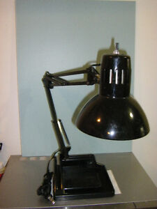 Tensor Swing Arm  Table Lamp with base