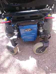 Motorized electric quicky rhythm wheelchair