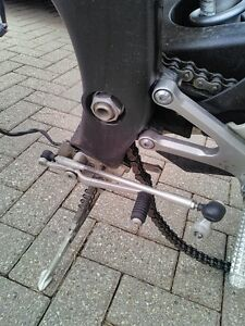 YAHAHA R6R 2008 2014 REARSETS DRIVERS AND PASSANGER FOOT PEGS Windsor Region Ontario image 3