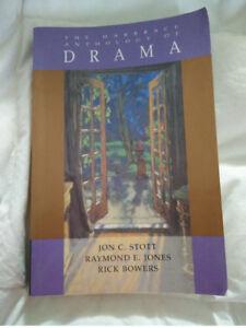 Drama Textbook
