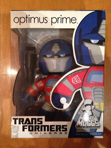 Mighty Muggs, Transformers, G.I. Joe, Star Wars Collectible Toys