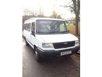 LDV CONVOY Mini bus/van 8 seater 2.4 turbo diesel ONLY 46,000 miles