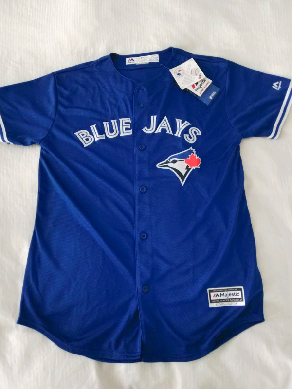 75dc16518ec Description. Brand New with Tags - Majestic Josh Donaldson Blue Jays jersey  ...