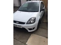 Ford Fiesta zetec s 1.6 56 plate
