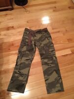 Ladies/ men's camo pants , brand new