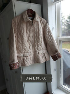 Jacket for sale in DeSable area