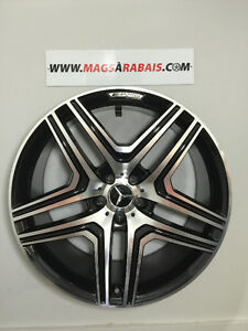 Mags Mercedes 22''